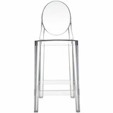 Kartell Ghost Bar & Counter Stool (Set of 2) by Kartell