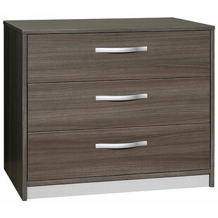 Asha 3 Drawer Chest