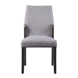 Bender Upholstered Dining Chair (Set Of 2) By Latitude Run