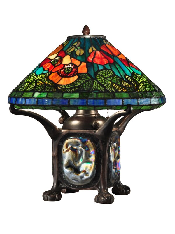 "Poppy 17.5"" Table Lamp"