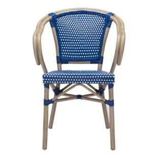 Mooney Patio Dining Chair (Set of 2) by Bayou Breeze
