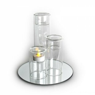 Glass Hurricane (Set of 6)