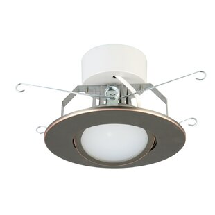 Lithonia Lighting Gimbal Module LED Recessed Retrofit Downlight
