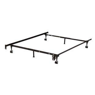 Alwyn Home Steel Bed Frame