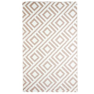 Order Malibu Reversible Design Beige/White Outdoor Area Rug By b.b.begonia