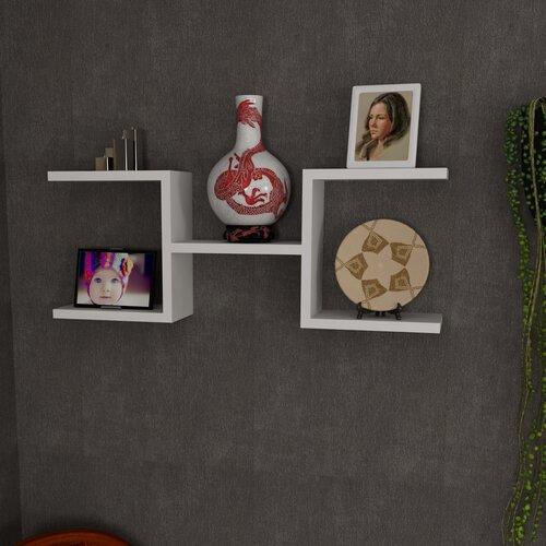 Schweberegal Sparks Ebern Designs | Wohnzimmer | Ebern Designs