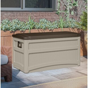 Suncast 73 Gallon Resin Deck B..