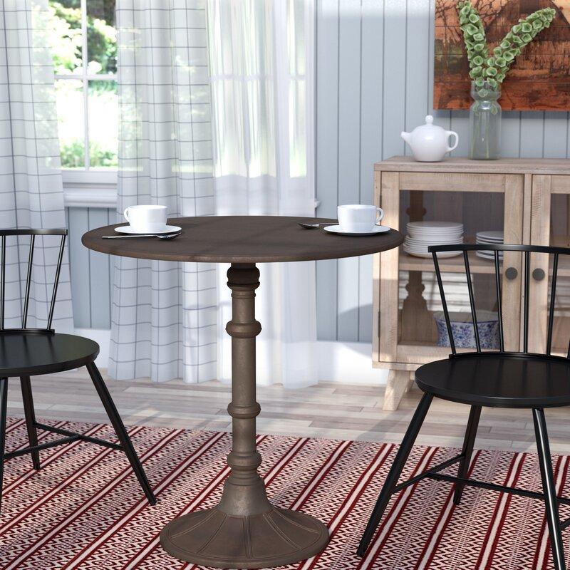August Grove Arlesey Dining Table Reviews Wayfair