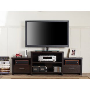 Reviews Bexten Tiered TV Stand for TVs up to 65 by Hokku Designs Reviews (2019) & Buyer's Guide