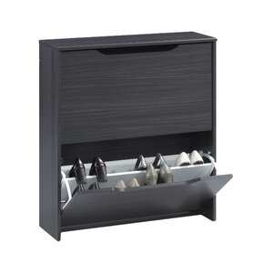 Combi 16-Pair Shoe Storage Cabinet