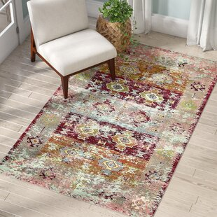 Buying Piland Southwestern Pink Area Rug By Bungalow Rose