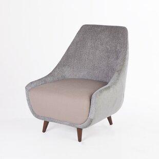 Eastland Lounge Chair By Corrigan Studio