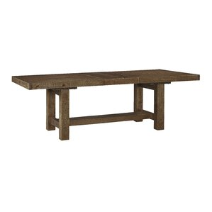 Modern Wood Kitchen Table modern kitchen + dining tables | allmodern