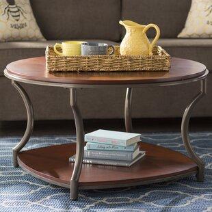 Winston Porter Clawson Coffee Table