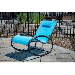 Troxel Rocking Chair by Ebern Designs