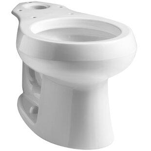 Kohler Wellworth Round-Front Bowl