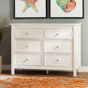Ezekiel 6 Drawer Dresser