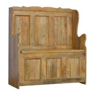 Roxborough Park Wood Storage Bench By Union Rustic