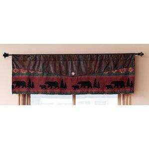 Ipswich Bear Curtain Valance