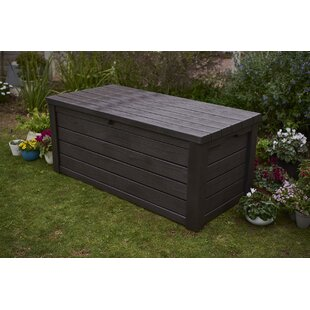 Eastwood 150 Gallon Resin Deck Box by Keter