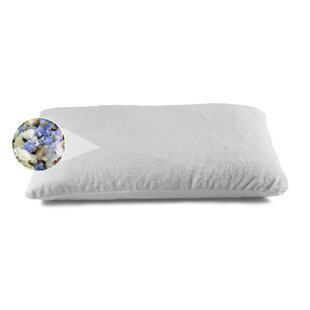 Shredded Combo Latex and Gel Memory Foam Pillow