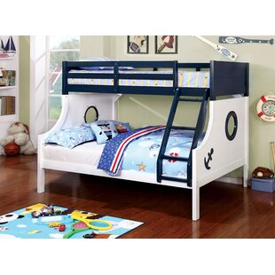 Best Choices Elian Twin over Full Bunk Bed by Zoomie Kids Reviews (2019) & Buyer's Guide
