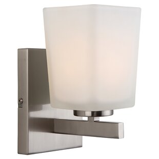 Cartwright 1-Light Bath Sconce by Latitude Run