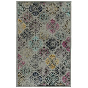 Atherton Gray Indoor/Outdoor Area Rug