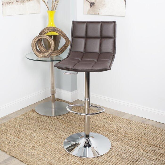 Fabulous Foxcote Adjustable Height Swivel Bar Stool Ncnpc Chair Design For Home Ncnpcorg