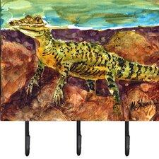 Alligator Wall Hook by Caroline's Treasures