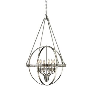 Tanya 6-Light Pendant by Rosdorf Park