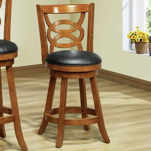 24 Swivel Bar Stool (Set Of 2) by Monarch Specialties Inc. No Copoun