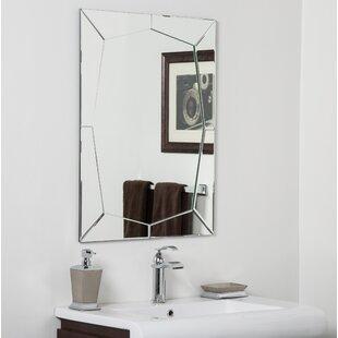 Find Carstadt Bathroom Wall Mirror ByDecor Wonderland