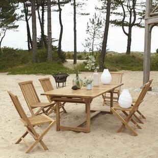 Capri 6 Seater Dining Set Image