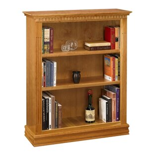 Monticello Standard Bookcase by A&E Wood Designs Wonderful