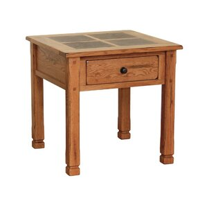 Colombes End Table by Loon Peak