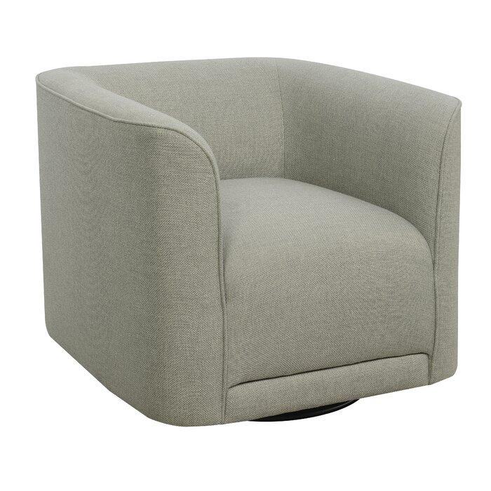 Surprising Seibert Swivel Barrel Chair Beatyapartments Chair Design Images Beatyapartmentscom