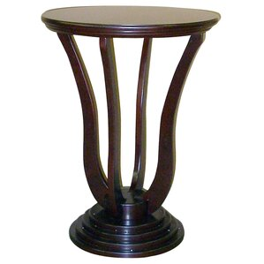 Bancroft End Table by Charlton Home