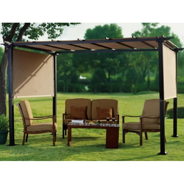 - Sunjoy Replacement Canopy For Pergola Wayfair