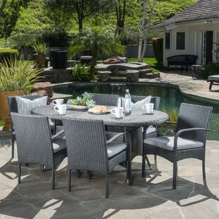 Mccoll 7 Piece Dining Set by Red Barrel Studio