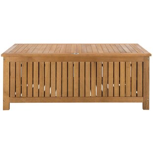 Abri Eucalyptus Wood Deck Box