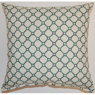 Arignote Cotton Throw Pillow