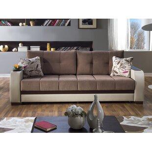 Shop Sleaford 3 Seat Sleeper Sofa by Orren Ellis