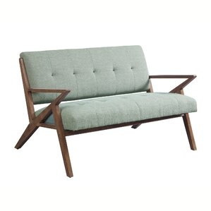 Rocket Loveseat by INK+IVY