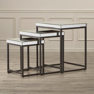 Dora 3 Piece Nesting Table Set