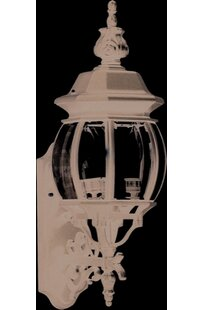 Affordable Price Glyndon 3-Light Outdoor Sconce By Astoria Grand
