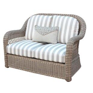 Ophelia & Co. Britt Loveseat with Cushion
