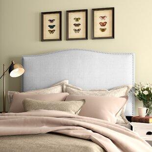 Best Alto Queen Upholstered Panel Headboard by Birch Lane™ Heritage