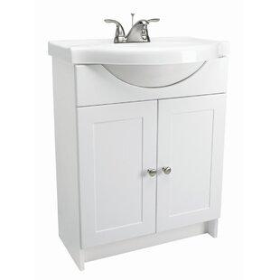 Euro 24 Single Bathroom Vanity Set by Design House