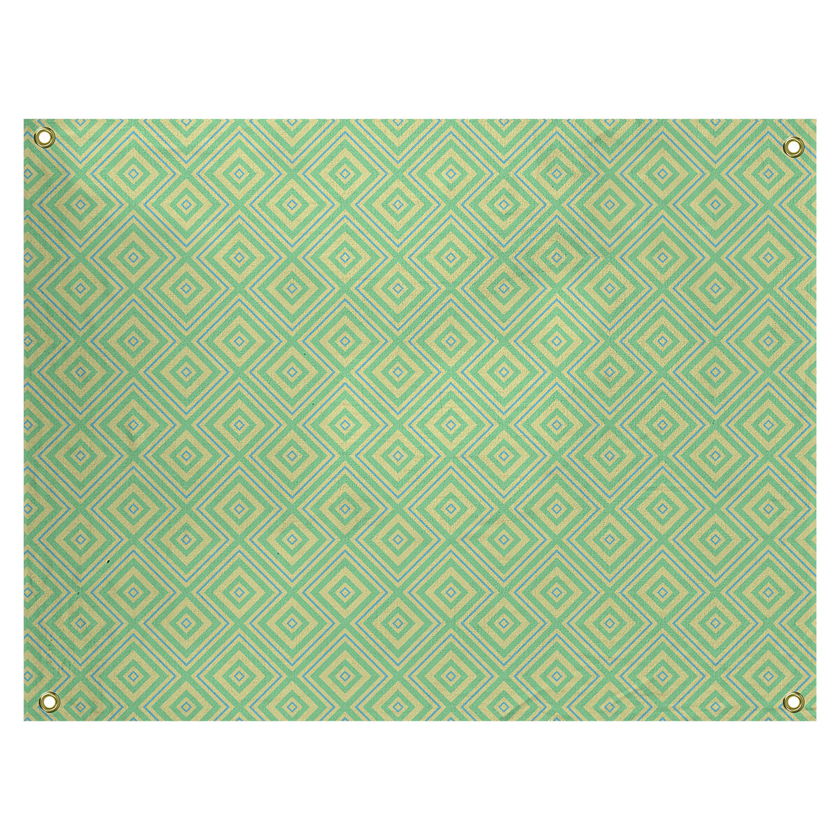 Latitude Run Avicia Square Lattice By Katelyn Elizabeth Tapestry Wayfair